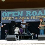 Big Eyed Rabbit at the Open Road Festival in Worcester, Photo: Joyce Michaud